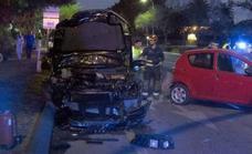 Condenado por atropellar adrede a dos personas en Puerto Banús y causar un accidente múltiple