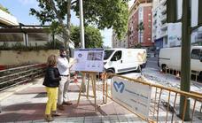Obras resuelve más de 150 incidencias en el distrito Este de Marbella