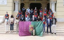 El Rincón Fertilidad, recibido en el Ayuntamiento de Málaga