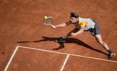 Djokovic tortura a Davidovich