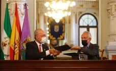 Málaga destinará más de 14 millones de euros a retener las marcas del Pompidou y el Museo de San Petersburgo