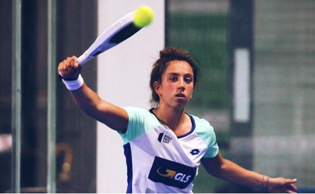 Bea González y Álex Ruiz caen en cuartos de final del Open de Vigo