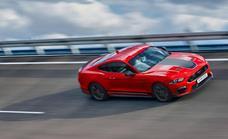 Llega a Europa el Ford Mustang Mach 1