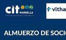 'Vacunas y empresas: una inyección de optimismo', nuevo almuerzo de CIT Marbella