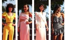 Derroche de glamour frente al mar: los mejores looks del 'photocall' inaugural