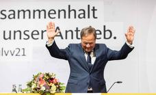 La CDU frena a los ultranacionalistas con una aplastante victoria en Sajonia
