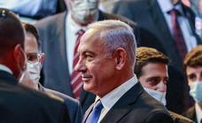 Netanyahu tiene una semana para frenar el gobierno de cambio en Israel