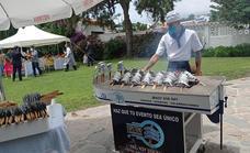 Eventos con sabor a espeto dentro y fuera de Málaga