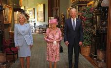 Isabel II y sus 12 presidentes de Estados Unidos
