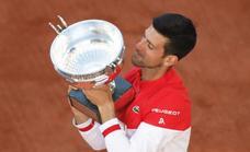 Djokovic destrona a Nadal como rey de París