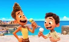 'Luca': Pixar se va de vacaciones a Italia