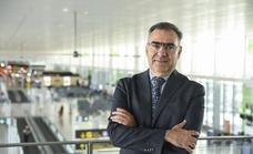Pedro Bendala: «Somos optimistas porque vemos que el tráfico turístico se recupera antes»