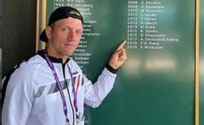 Davidovich busca su primer triunfo en un cuadro final de Wimbledon