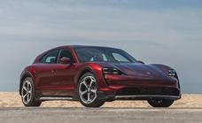 Porsche Taycan Cross Turismo: Espacio para la aventura