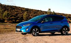 Probamos el Ford Fiesta Active Mild Hybrid: 'look' aventurero y etiqueta Eco