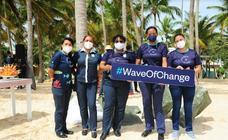 El movimiento 'Wave of Change' se une al III Encuentro de los Mares