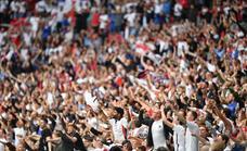 El entusiasmo de Inglaterra: «La cabeza me dice que me calme, pero mi corazón se deja llevar»