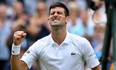Federer y Djokovic, de la mano a cuartos