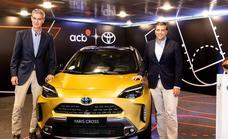 Toyota España patrocinará la ACB y todas sus competiciones