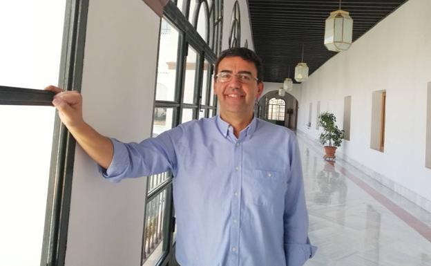Mario Jiménez / sur