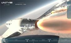 Richard Branson y su viaje al espacio: «una experiencia única en la vida»