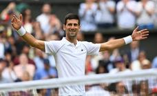 Djokovic, una máquina de ganar pero con corazones por conquistar