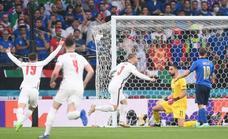 El gol más rápido en una final de la Eurocopa