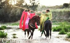 Gompa, un viaje visual y sensorial por la Ruta de la Seda a lomos de un caballo