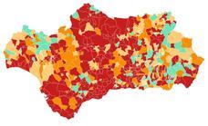 Estos son los municipios andaluces que tendrían toque de queda a partir de este jueves