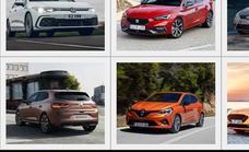 Los coches compactos se imponen a los SUV en el mercado de ocasión
