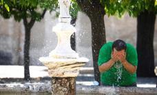 El calor disparará los termómetros este fin de semana en Málaga, en aviso naranja hoy sábado