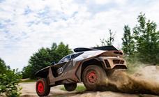 Así es el coche de Audi para el Rally Dakar 2022, el RS Q e-tron