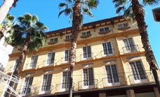 Vía libre al hotel de cuatro estrellas de la cadena Catalonia en la calle Puerta del Mar en Málaga