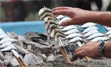 Aguacates y sardinas, pura vida malagueña