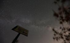 El Torcal de noche: a las puertas del cielo