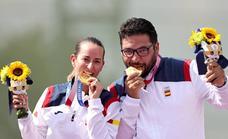 Alberto Férnandez y Fátima Gálvez levantan el primer oro español en Tokio