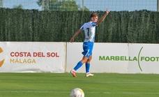 El Málaga mejora su imagen frente al Almería (1-1)
