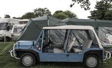 Mini Moke: de vehículo militar a desembarcar en las playas de moda
