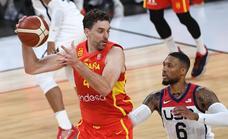 Horario y dónde ver España - EEUU de baloncesto   Tokio 2020