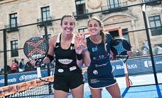 Mari Carmen Villalba y Carla Mesa se alzan con el título del Challenger de Lerma