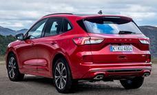 El 'valenciano' Ford Kuga, el híbrido enchufable más vendido de Europa