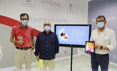 Cruz Roja mantiene la comunicación con personas mayores en soledad en Antequera