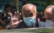 La Policía cree que José Luis Moreno quería huir al extranjero