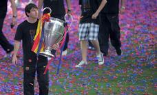 Adiós al hombre récord del Barça