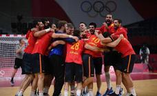 Los Hispanos ponen el broche de bronce a una trayectoria de campeones