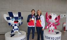 Elena Benítez, un faro detrás de la nueva sensación olímpica