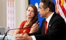 Dimite la número dos del gobernador de Nueva York por el escándalo sexual