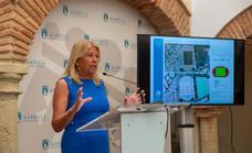 Ángeles Muñoz anuncia la demolición y nueva construcción del estadio municipal de Marbella