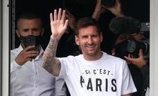 Messi, la joya de la corona en el faraónico PSG