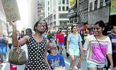 El censo muestra que los blancos en EE UU han dejado de crecer